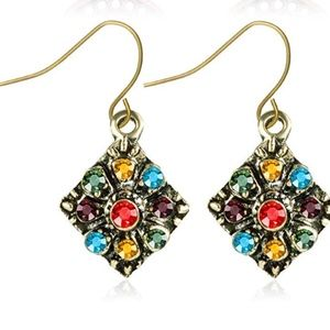 Bohemian Vintage Dangle Earrings